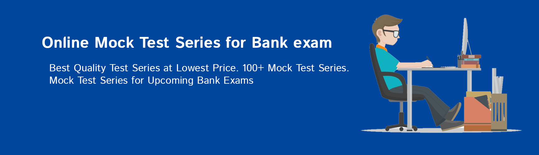 Best Mock Test Series for all Bank Exams,Chennai,Tamilnadu,India.